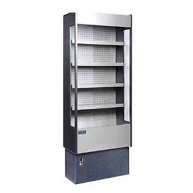 MVP KGH-OF-30-S merchandiser, open refrigerated display