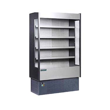MVP KGH-OF-50-R merchandiser, open refrigerated display