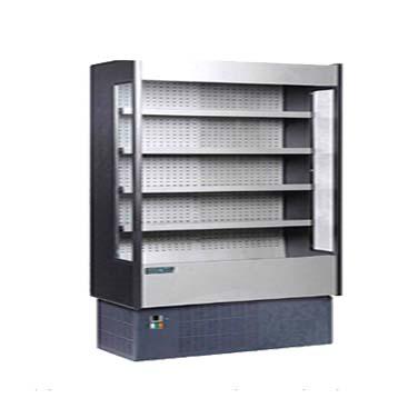 MVP KGH-OF-80-S merchandiser, open refrigerated display