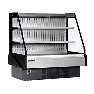 MVP KGL-OF-60-R merchandiser, open refrigerated display