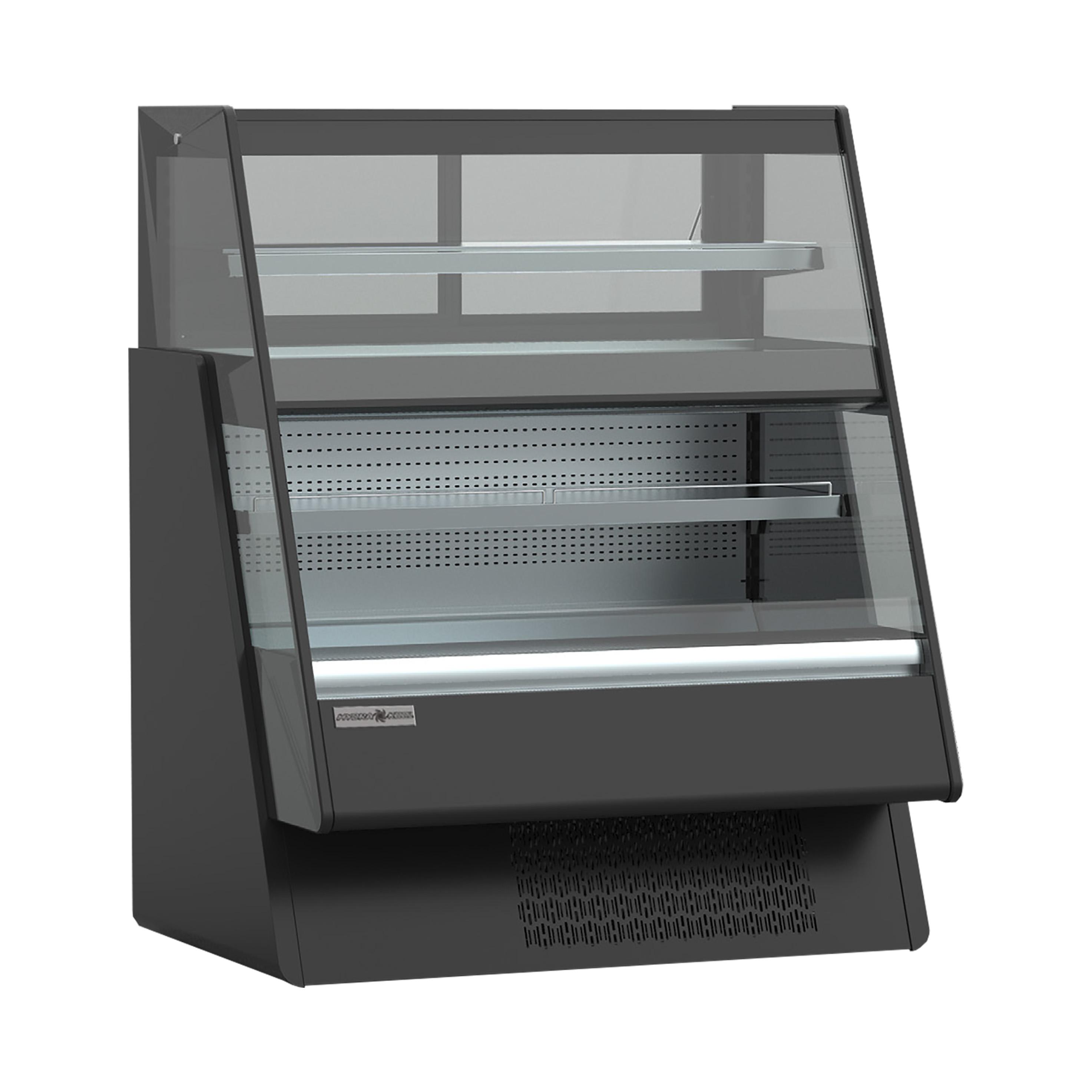 MVP KGL-OU-36-S merchandiser, open refrigerated display