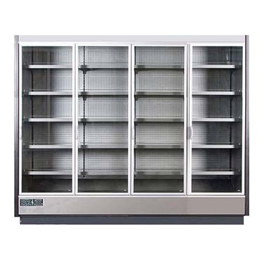 MVP KGV-MD-4-R refrigerator, merchandiser
