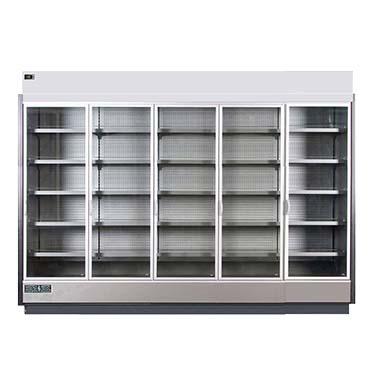 MVP KGV-MD-5-S refrigerator, merchandiser