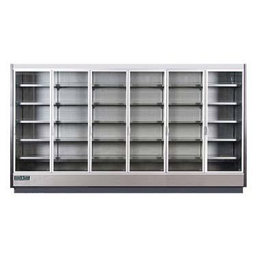 MVP KGV-MD-6-R refrigerator, merchandiser