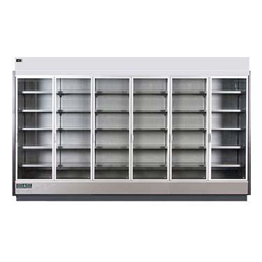 MVP KGV-MD-6-S refrigerator, merchandiser