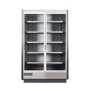 MVP KGV-MR-2-R refrigerator, merchandiser