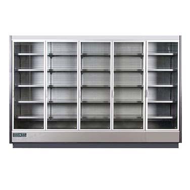 MVP KGV-MR-5-R refrigerator, merchandiser