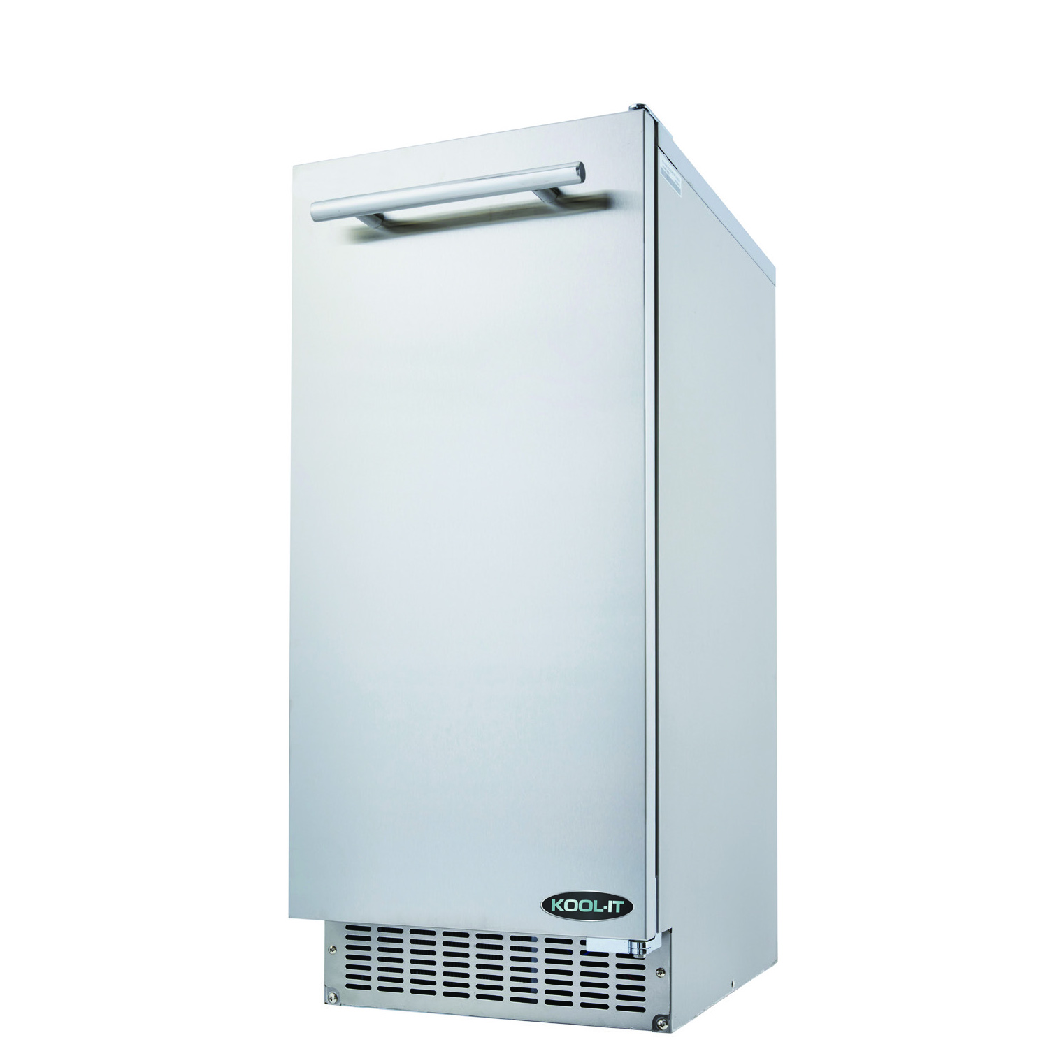 MVP KOU-70-AB ice maker with bin, cube-style