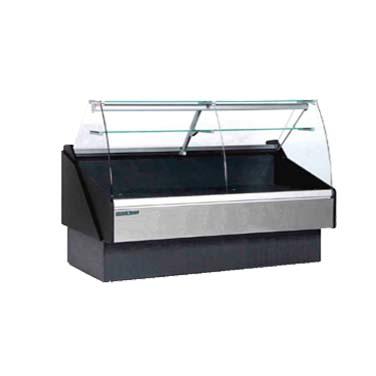 MVP KPM-CG-80-R display case, refrigerated deli