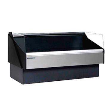 MVP KPM-OF-100-R display case, refrigerated deli