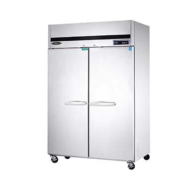 MVP KTSF-2 freezer, reach-in