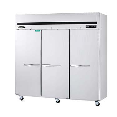 MVP KTSR-3 refrigerator, reach-in