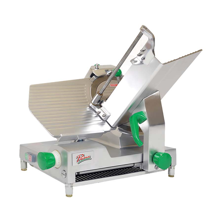 MVP PS-12D food slicer, electric