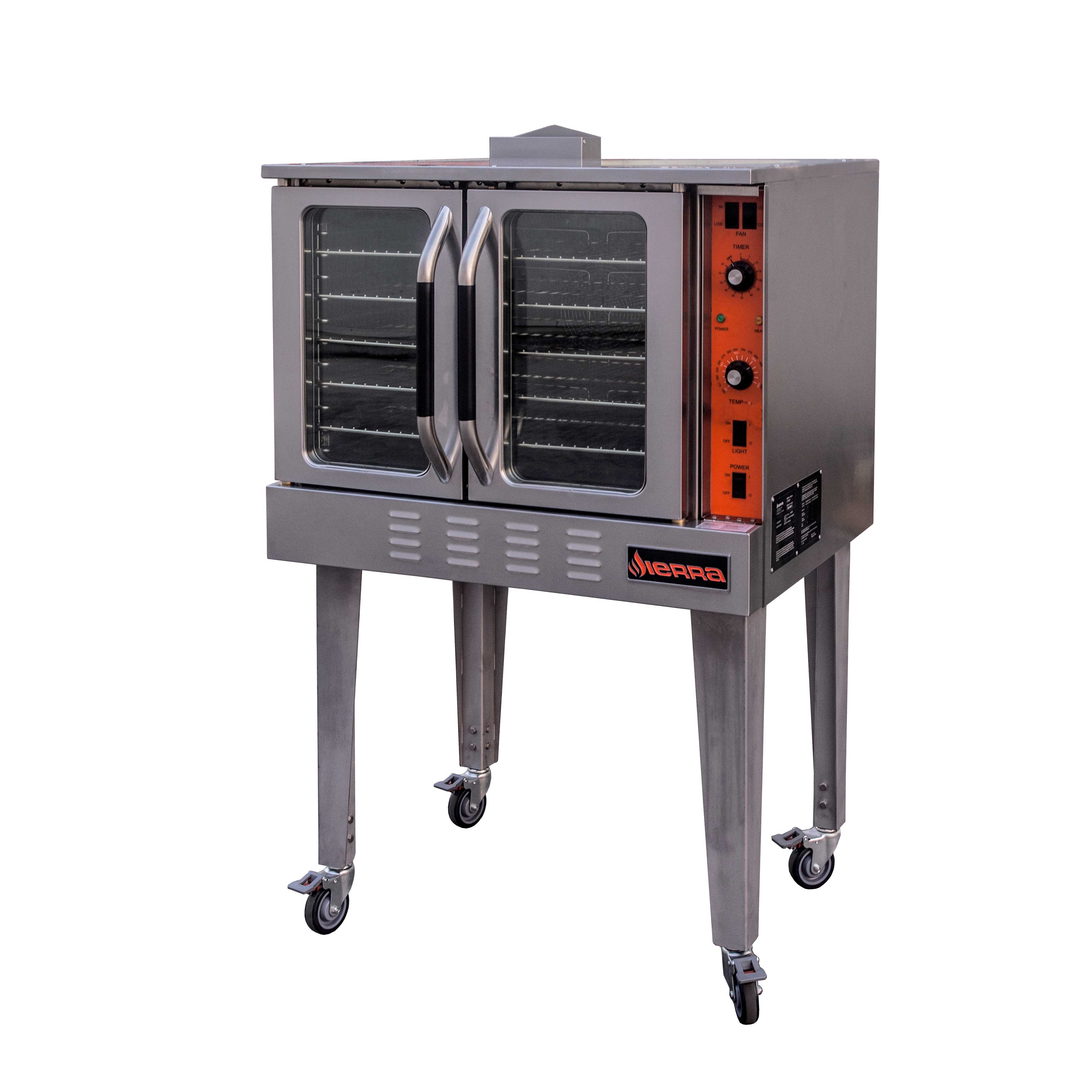 MVP SRCO convection oven, gas
