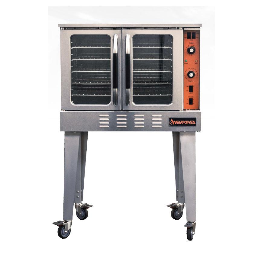 MVP SRCO-E convection oven, electric