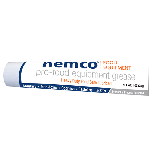 Nemco Food Equipment 47709 chemicals: lubricant