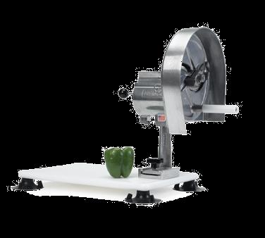 Nemco Food Equipment 55200AN-2 fruit / vegetable turning slicer