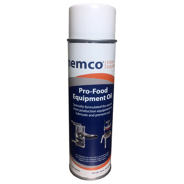 Nemco Food Equipment 56075-12 chemicals: lubricant