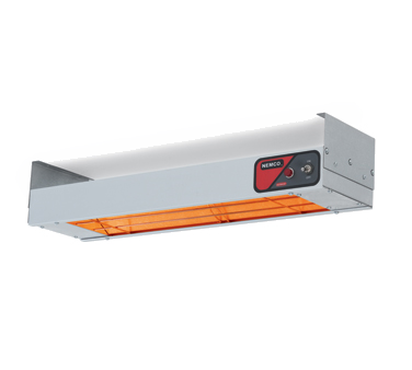 Nemco Food Equipment 6151-24-240 heat lamp, strip type