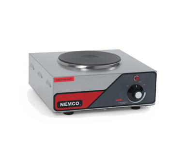 Nemco Food Equipment 6310-1-240 hotplate, countertop, electric