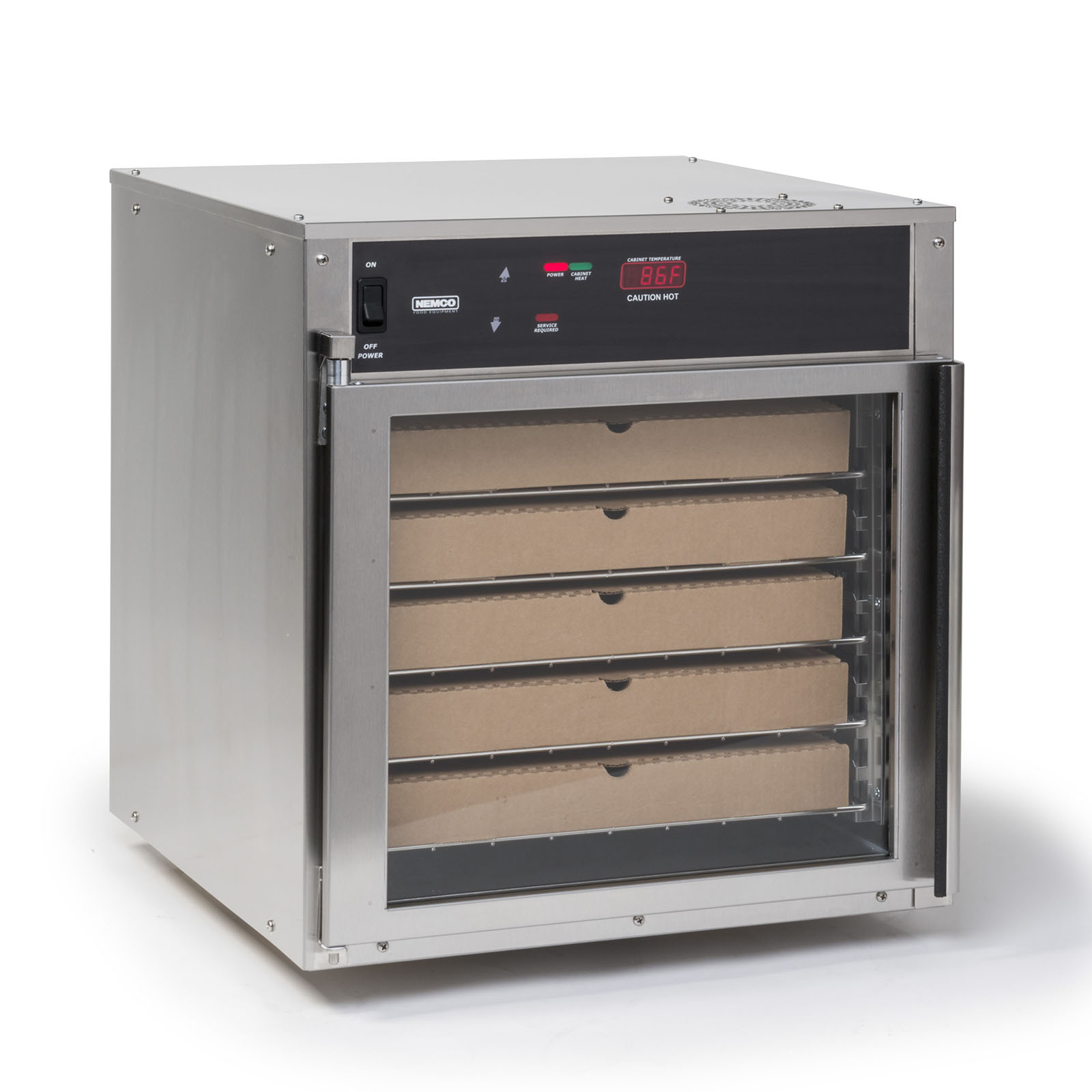 Nemco Food Equipment 6405 heated cabinet, countertop