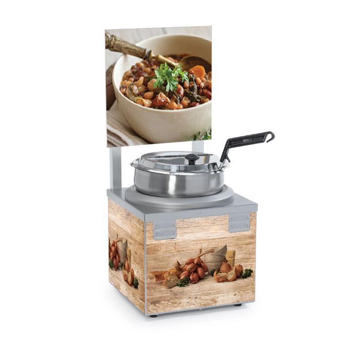 Nemco Food Equipment 6510A-S7 food pan warmer/cooker, countertop