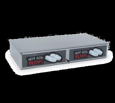 Nemco Food Equipment 8018-SBB hot dog bun box