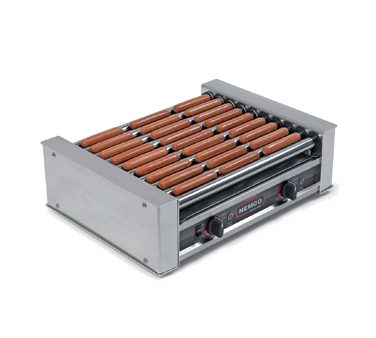 Nemco Food Equipment 8027 hot dog grill