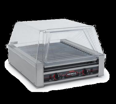Nemco Food Equipment 8045N-230 hot dog grill