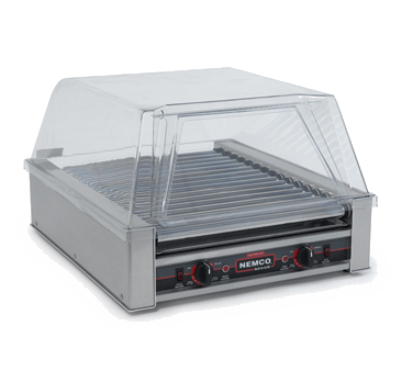 Nemco Food Equipment 8045SXN-220 hot dog grill