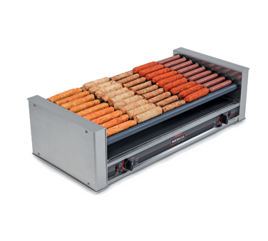 Nemco Food Equipment 8045SXW-SLT-230 hot dog grill