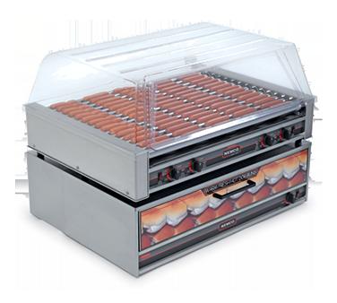 Nemco Food Equipment 8075SX-230 hot dog grill
