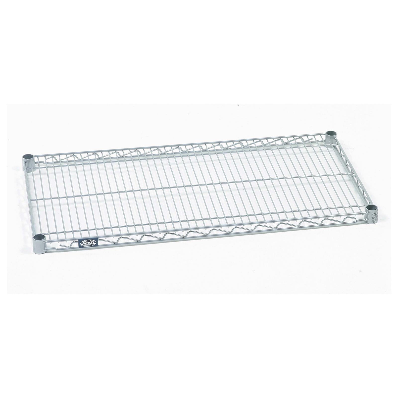 Nexel S1454EP wire shelves