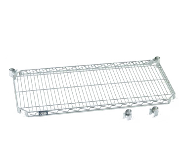 Nexel S1842Z wire shelves