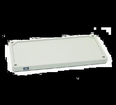 Nexel S2448SP solid plastic shelving