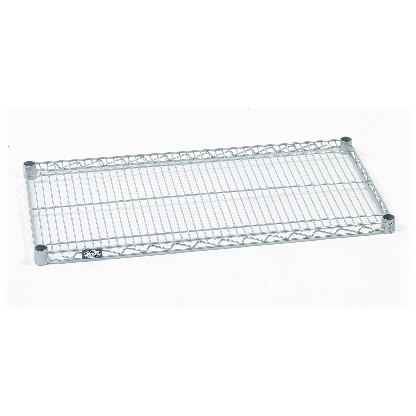 Nexel S3672EP wire shelves