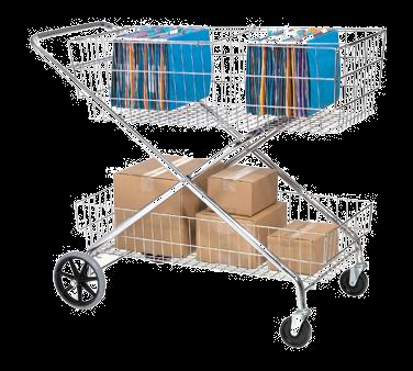 Nexel SC16362 mail service cart