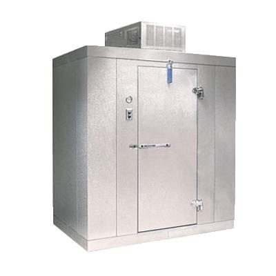 Nor-Lake KLF77812-C walk in freezer, modular, self-contained