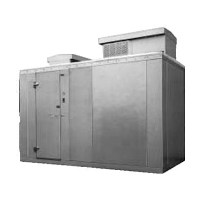 Nor-Lake KODF812-C walk in freezer, modular, self-contained