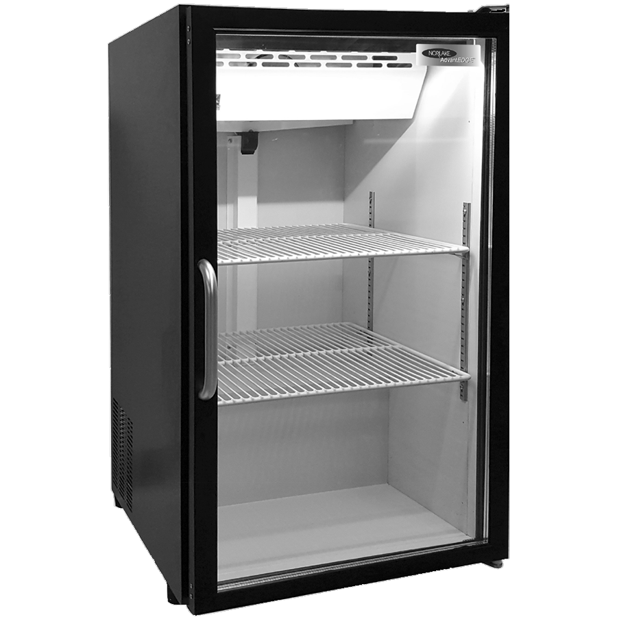 Nor-Lake NLCTM7-B refrigerator, merchandiser, countertop