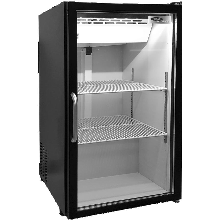 Nor-Lake NLCTM7-B refrigerator, merchandiser, countertop