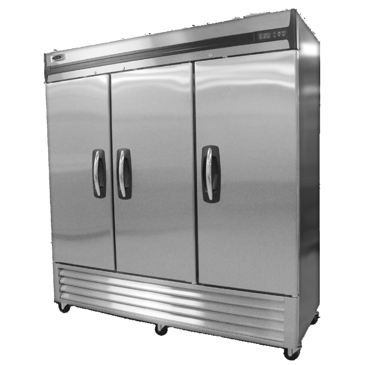 Nor-Lake NLF72-S freezer, reach-in