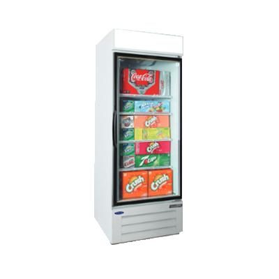 Nor-Lake NLGRP23-HG-W refrigerator, merchandiser