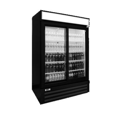 Nor-Lake NLGRP48-SL-B refrigerator, merchandiser