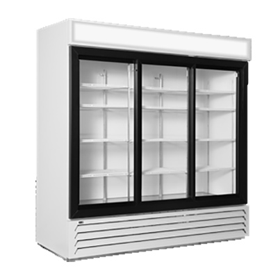 Nor-Lake NLGRP74-SL-B refrigerator, merchandiser