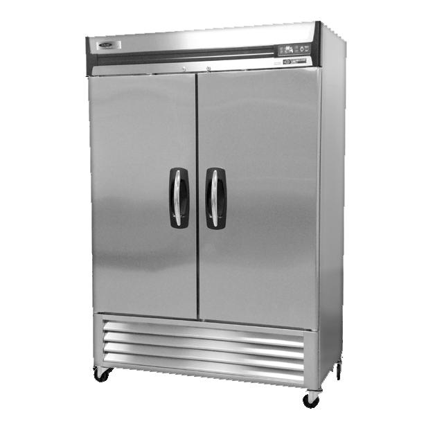 Nor-Lake NLR49-S refrigerator, reach-in