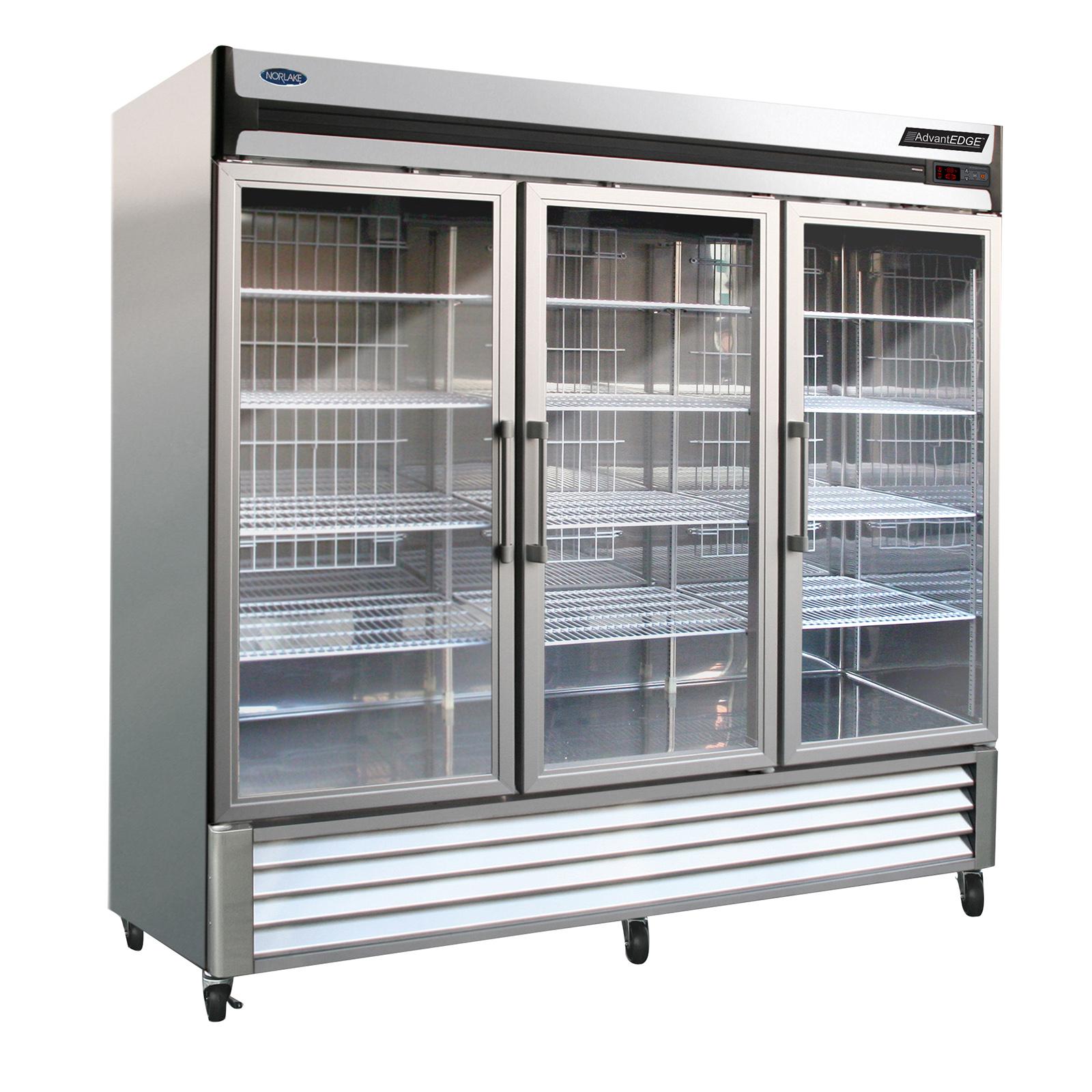 Nor-Lake NLR72-G refrigerator, reach-in