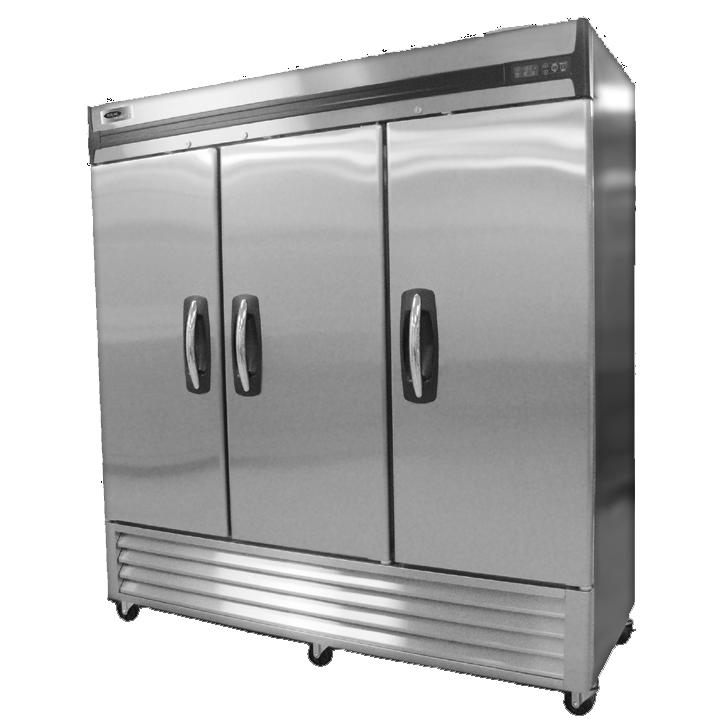 Nor-Lake NLR72-S refrigerator, reach-in