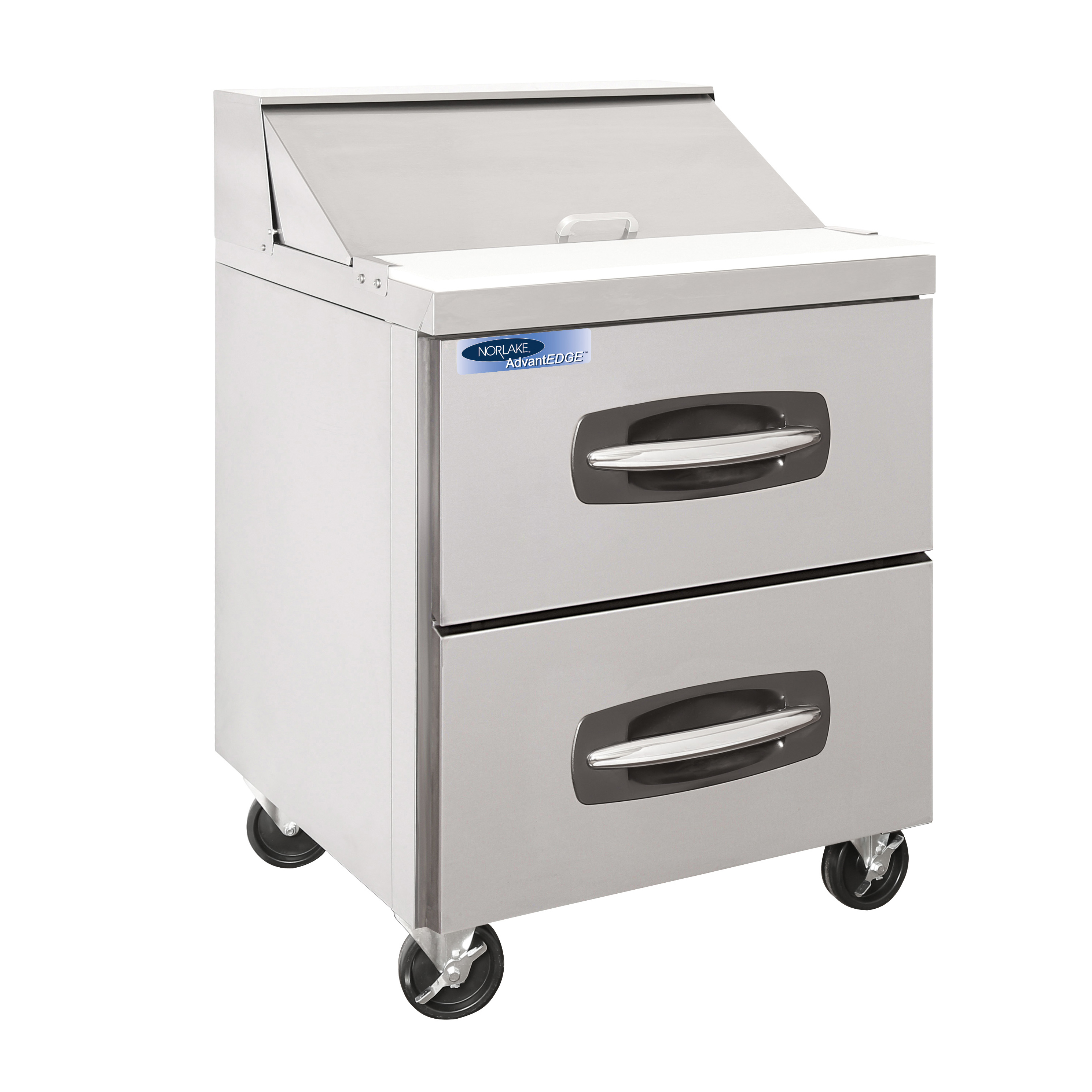 Nor-Lake NLSP27-8A-001B refrigerated counter, sandwich / salad unit
