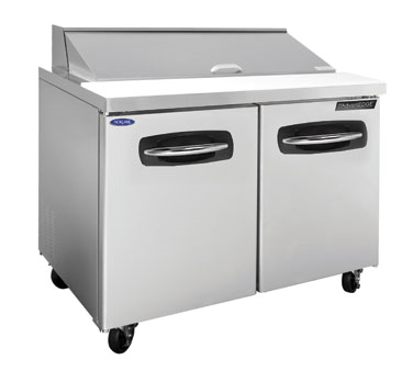 Nor-Lake NLSP36-10A refrigerated counter, sandwich / salad unit